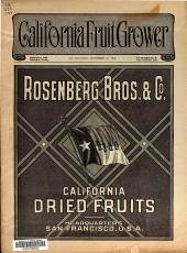 California Fruit News: Volume 46, Issue 1263