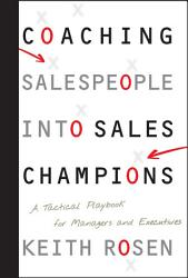 Coaching Salespeople Into Sales Champions Book PDF