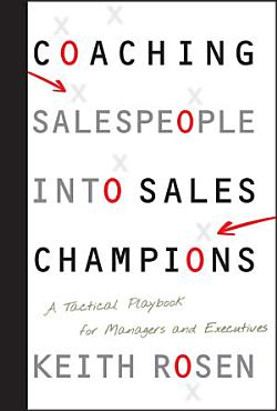 Coaching Salespeople into Sales Champions PDF