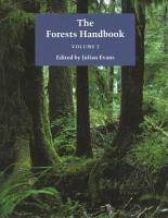 The Forests Handbook  Volume 2 PDF