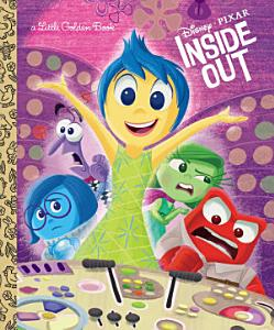 Inside Out  Disney Pixar Inside Out  Book