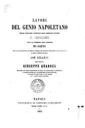 Lavori del genio napoletano nelle posizioni occupate dall'esercito dietro il Garigliano fino al termine dell'assedio di Gaeta ... con atlante per cura di Giuseppe Quandel
