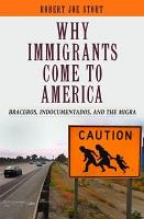 Why Immigrants Come to America PDF