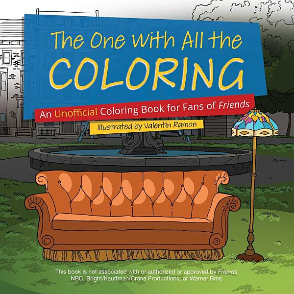 Download The One with All the Coloring Book