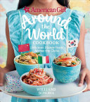 American Girl  Around the World Cookbook Book