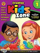 Creative Kids Zone Grade 1