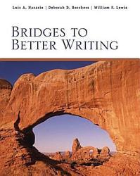 Bridges To Better Writing Book PDF
