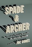 Spade   Archer PDF