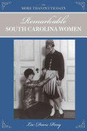 Remarkable South Carolina Women PDF