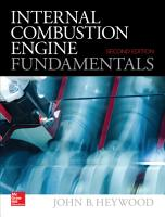 Internal Combustion Engine Fundamentals 2E PDF