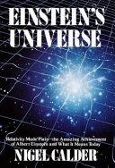 Einstein s Universe