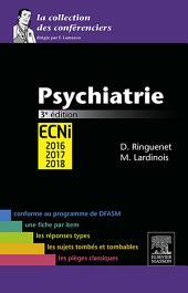 Psychiatrie: Édition 3
