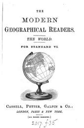 The modern geographical readers: Book 5