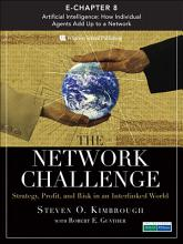 The Network Challenge  Chapter 8  PDF