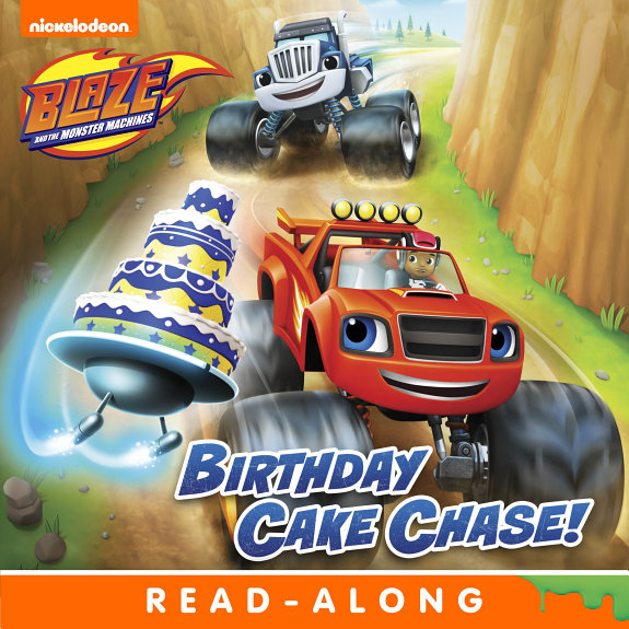 Birthday Cake Chase   Blaze and the Monster Machines