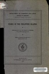 Fishes of the Philippine Islands