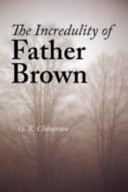 The Incredulity of Father Brown  Large Print Edition PDF