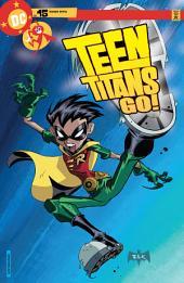 Teen Titans Go! (2003-) #15