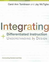 Integrating Differentiated Instruction   Understanding by Design PDF