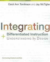 Integrating Differentiated Instruction Understanding By Design Book PDF