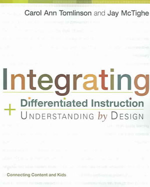 Integrating Differentiated Instruction   Understanding by Design