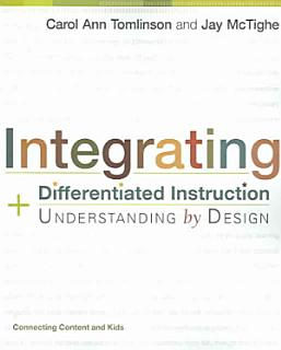 Integrating Differentiated Instruction   Understanding by Design Book