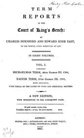 Term Reports in the Court of King's Bench: Volume 2
