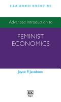 Advanced Introduction to Feminist Economics PDF