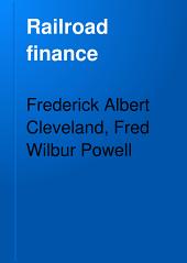 Railroad Finance