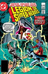 The Legion of Super-Heroes (1980-) #276