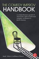 The Comedy Improv Handbook PDF