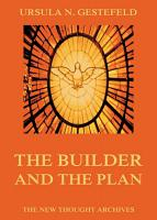 The Builder And The Plan PDF