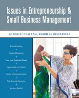 Issues in Entrepreneurship   Small Business Management PDF