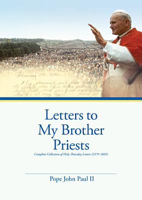 Letters to My Brother Priests PDF
