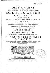 Dei monaci basiliani