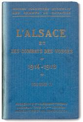 Alsace et les combats des Vosges II