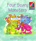Four Scary Monsters ELT Edition PDF