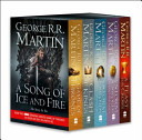 Download A Song of Ice and Fire Boxed Set Book