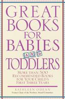 Great Books for Babies and Toddlers PDF
