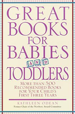 Great Books for Babies and Toddlers