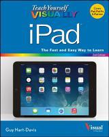 Teach Yourself VISUALLY iPad PDF
