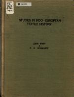 Studies in Indo European Textile History PDF
