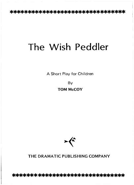 Download The Wish Peddler Book