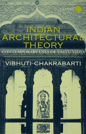 Indian Architectural Theory