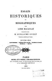 Essais historiques et biographiques: Volume2