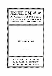 Azalim: A Romance of Old Judea