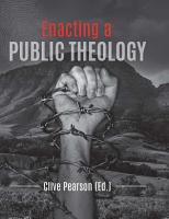 Enacting a Public Theology PDF