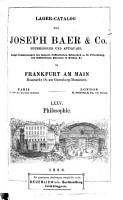 Bibliography of philosophy PDF