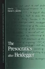 The Presocratics after Heidegger PDF