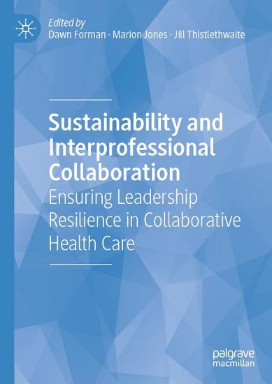 Sustainability and Interprofessional Collaboration PDF